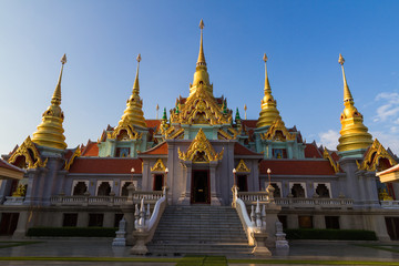 Wat Thang Sai, Buddhist temple in Thailand
