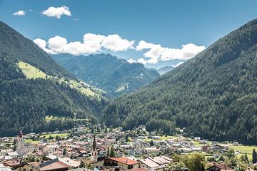 Berge und Zivilisation