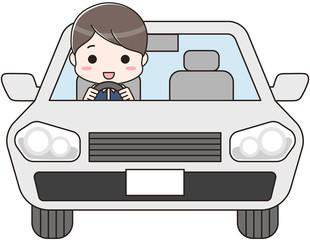 ドライブ 旅行 車 自動車 初心者 運転 免許