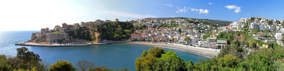 Ulcinj Town in Montenegro