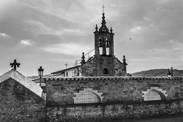 Detalles de una Iglesia