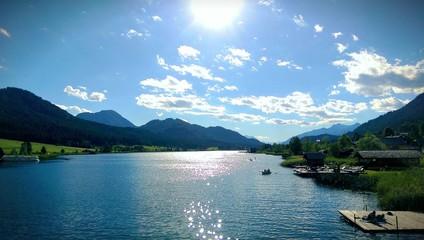 See in Kärnten Österreich