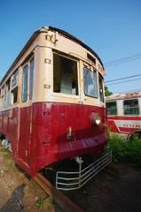 チンチン電車の静態保存