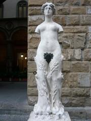 フィレンツェの像