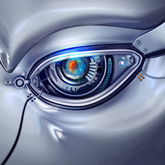 cyber eye conceptual design