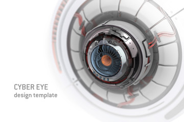 Digital robot eye