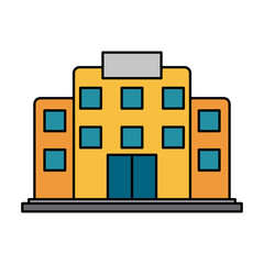 city building icon image