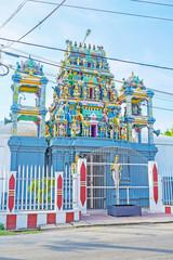 The Hindu Temple in Negombo