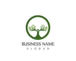 People tree Logo Design