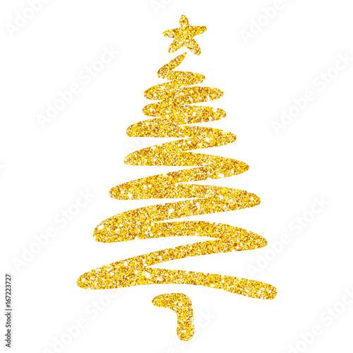 weihnachtsbaum mit ein paar schnellen linien locker. Black Bedroom Furniture Sets. Home Design Ideas