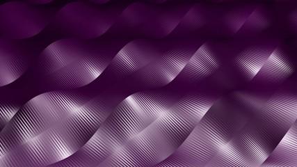 Hintergrund - violette Wellen