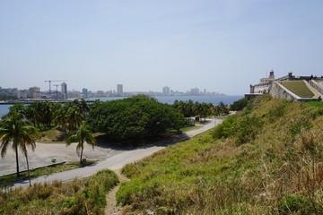 Festung in Havanna auf Kuba, Karibik