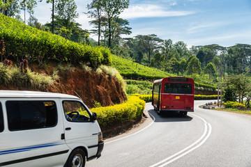 Travellng in Sri Lanka