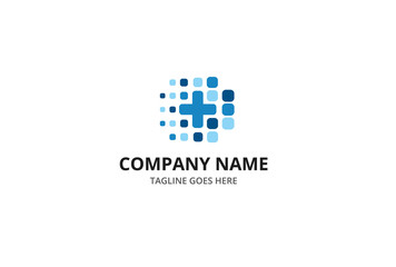 Modern Medical Logo Template