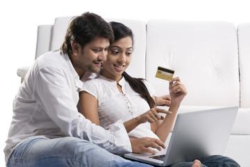 Couple net banking