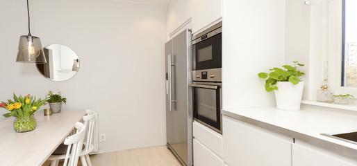 fancy modern kitchen