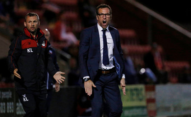 Carabao Cup First Round - Crewe Alexandra vs Bolton Wanderers