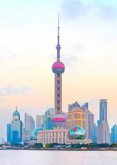 Shanghai modern architecture, China