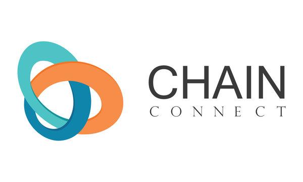 Chain connect logo