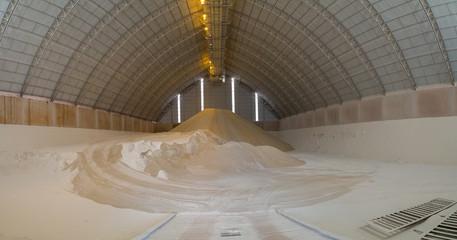 sugar storange factory plant room