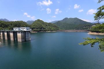 バス釣りのメッカ 池原ダム