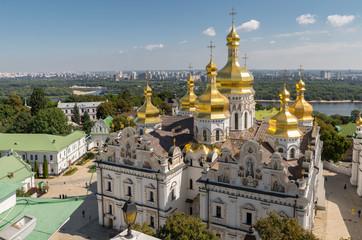 Kiev, Ukraine, panoramic city view