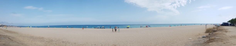 Plaża. Panorama