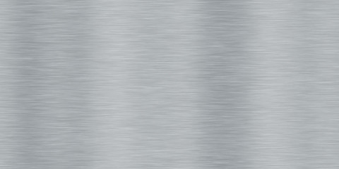 Aluminum Brushed Metal Seamless Background Textures