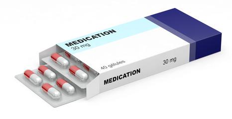 boîte médicaments