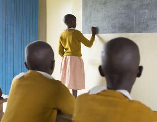 Primary School. Kenya.