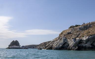 Italien Apulien Gargano