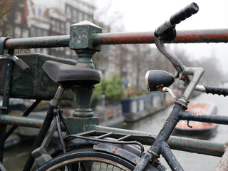 Amsterdam's bikes