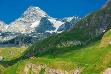 Wall Mural - Grossglockner Mountain Summit