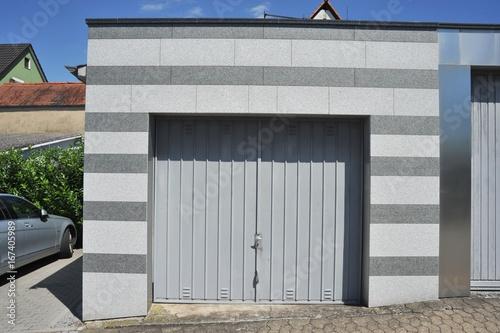 betongarage moderne beton garage mit granit verblendung gunstig kaufen