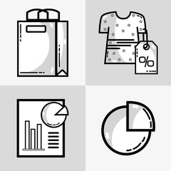 set marketing information with statistics strategy