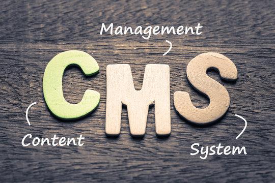 CMS ( Content Management System)