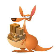 Kangaroo Delivery