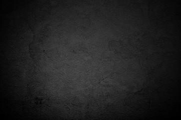 Dunkle grunge Textur: Schwarz grau