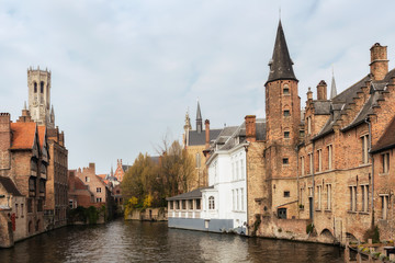 Ancient town of Bruges