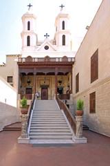 Coptic Church Cairo Egypt