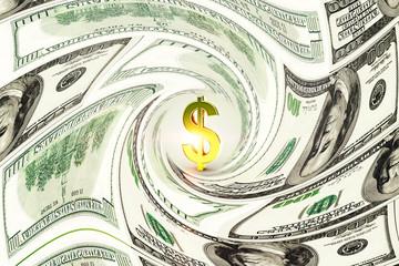 Money and cash concept