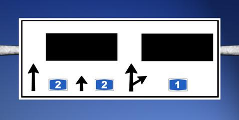 Autobahnkreuz A2/A1