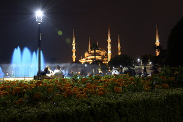 Old city tourist attractions, Fatih, Istanbul, Turkey