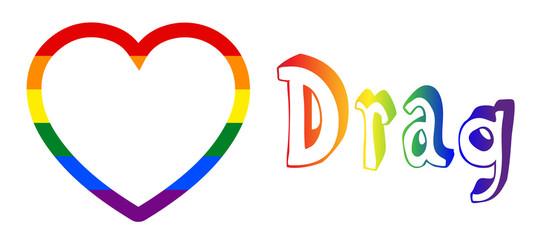 Drag queen - LGBT
