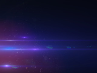Magic abstract purple lens flare background  (super high resolution)