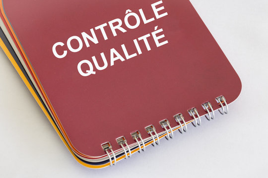 contrôle de qualité - Brochure