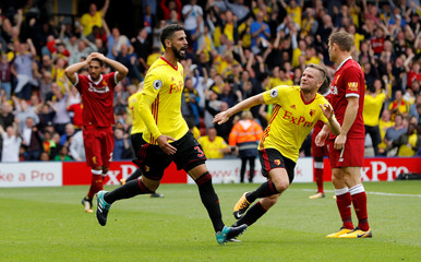 Premier League - Watford vs Liverpool