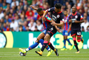 Premier League - Crystal Palace vs Huddersfield Town
