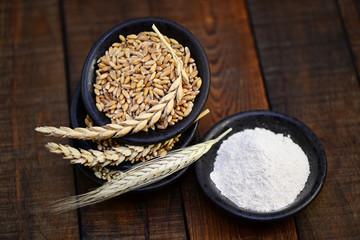 Getreide,Mehl