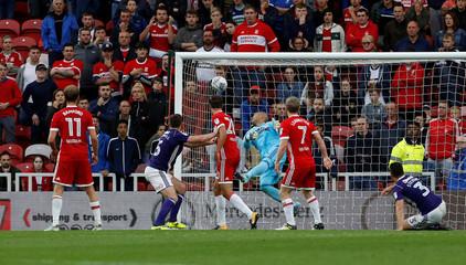 Championship - Middlesbrough vs Sheffield United